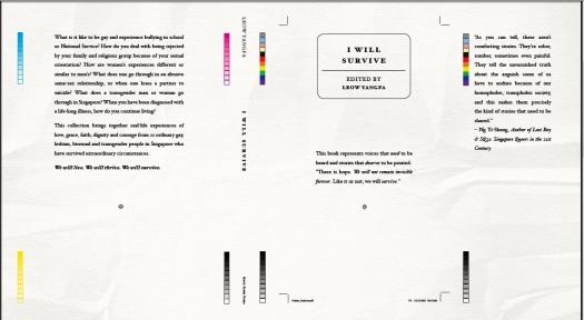 I Will Survive - white cover